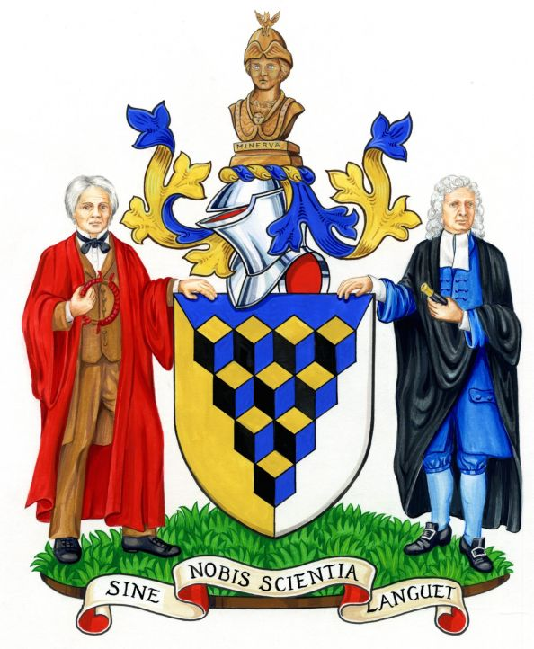 Arms of Worshipful Company of Scientific Instrument Makers