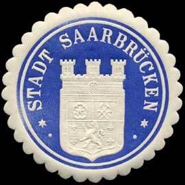 Seal of Saarbrücken