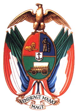 Arms of Transvaal Province