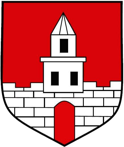 Arms of Lelów
