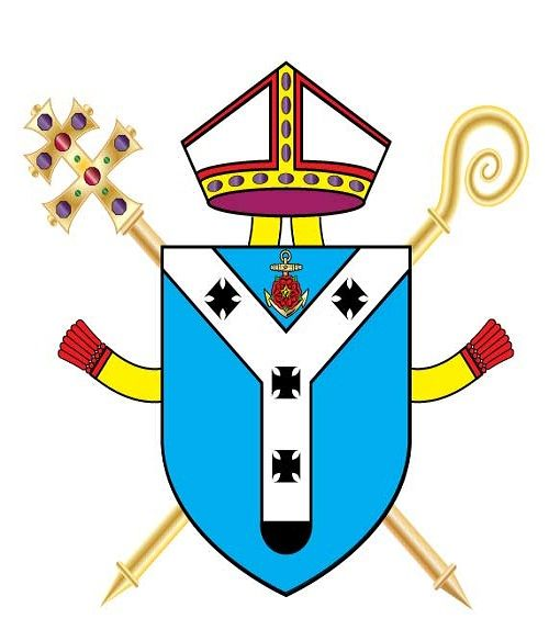 Arms (crest) of Archdiocese of Liverpool