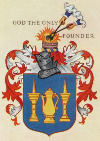 Arms of Worshipful Company of Founders