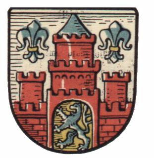 Arms (crest) of Harburg-Wilhelmsburg