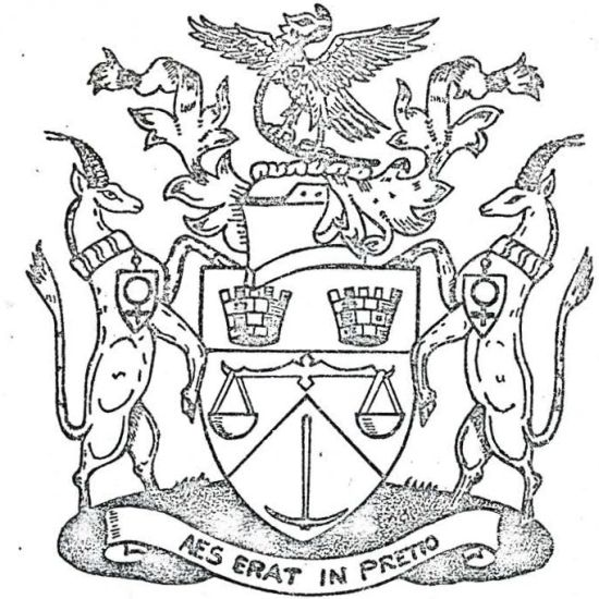 Arms of Luanshya