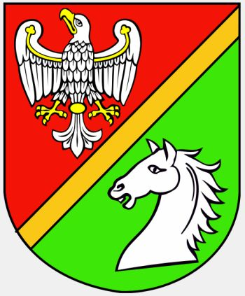 Arms of Konin (county)