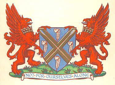 Barnes - Coat of arms (crest) of Barnes