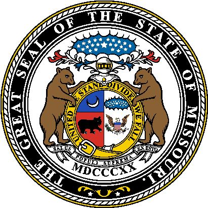 Arms (crest) of Missouri