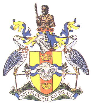 Arms (crest) of Deniliquin