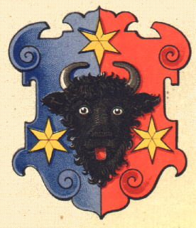 Arms (crest) of Duchy of Bukowina