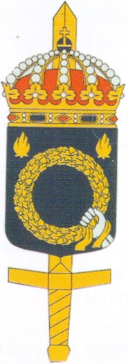 Coat of arms (crest) of the Defence Forces Leadership and Atlethic Center, Sweden