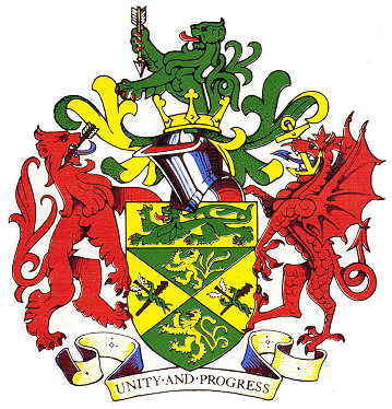 Arms (crest) of Warley