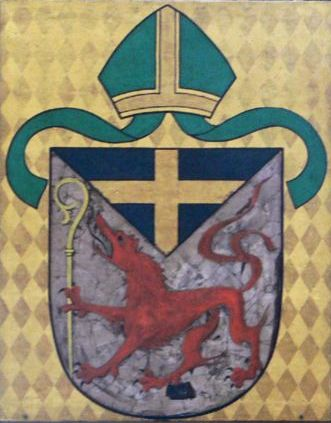 Arms of Diocese of Passau