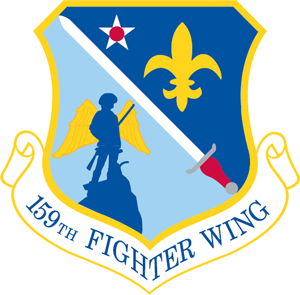 159th Fighter Wing, Louisiana Air National Guard.png