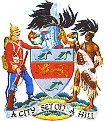Arms (crest) of Eshowe