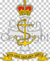 Coat of arms (crest) of the Royal Naval Chaplaincy Service