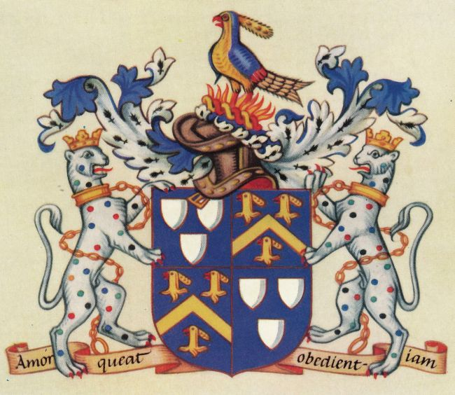 Arms of Worshipful Company of Painter-Stainers