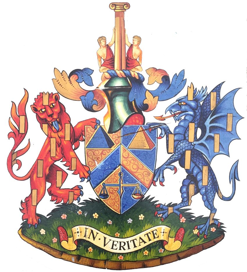 Arms of Institute of Quantity Surveyors