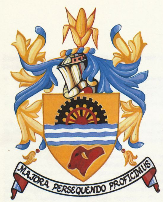 Arms of Klerksdorp
