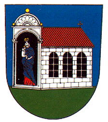 Arms of Nepomuk