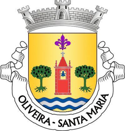Brasão de Santa Maria de Oliveira
