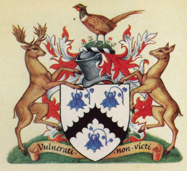 Arms of Worshipful Company of Cooks