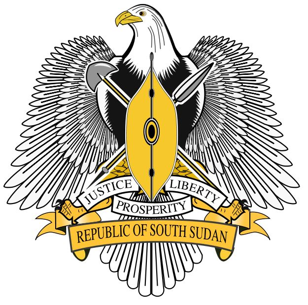 Arms of National Symbol of South Sudan