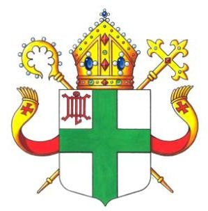 Arms (crest) of Diocese of Rotterdam