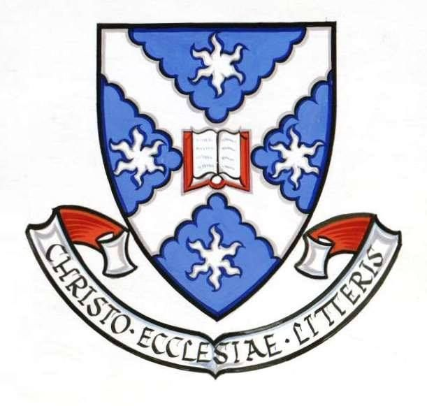 Arms of St. Andrew's College, Sydney