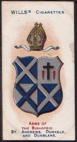 Seal of Diocese of St. Andrews, Dunkeld and Dunblane