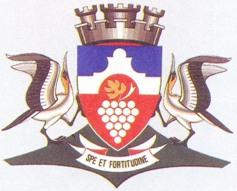 Arms (crest) of Western Cape Regional Services Council