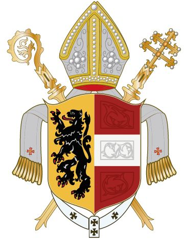 Arms (crest) of Archdiocese of Salzburg