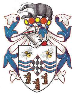 Arms (crest) of Broxtowe