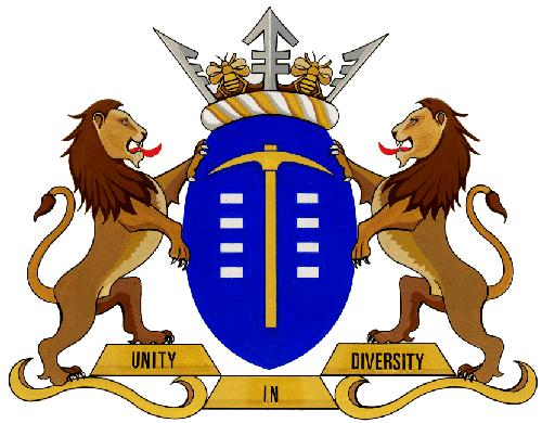 Arms (crest) of Gauteng
