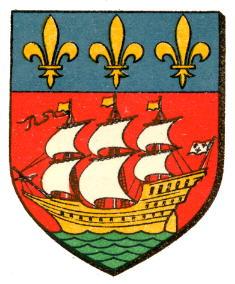Armoiries de La Rochelle