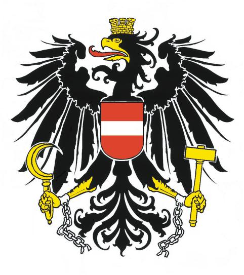 Arms of National Arms of Austria