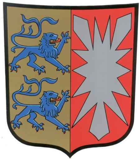 Schleswig Holstein Wappen Coat Of Arms Crest Of Schleswig