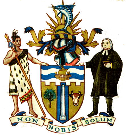 Arms (crest) of Whangarei