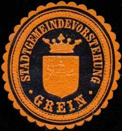 Seal of Grein
