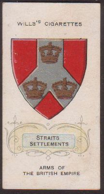 Arms of the Straits Settlements