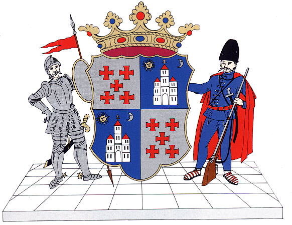 Arms of Udvarhely Province