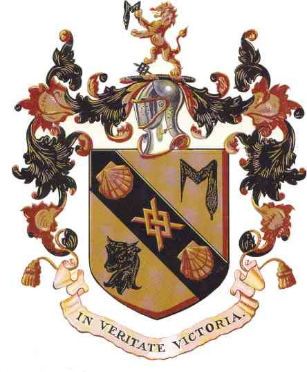Arms (crest) of Loughborough