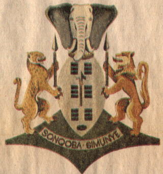 Arms of KwaZulu