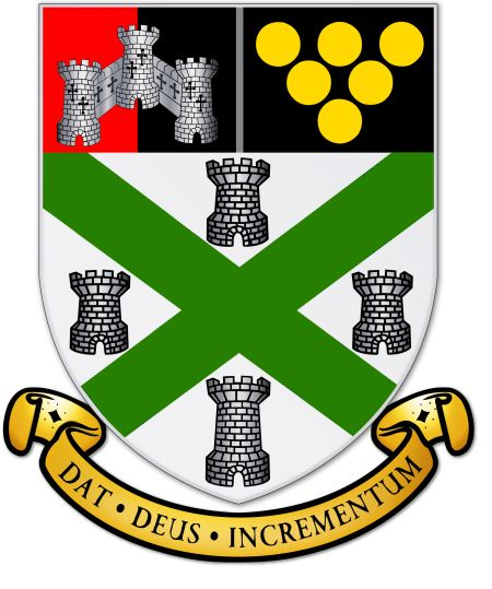 Coat of arms (crest) of Plymouth College