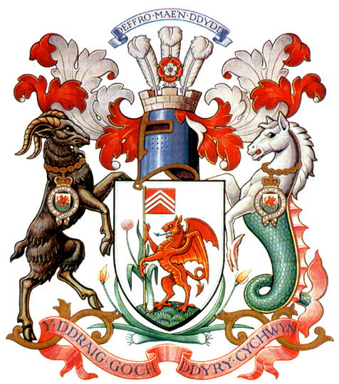 Historical coats of arms of the city