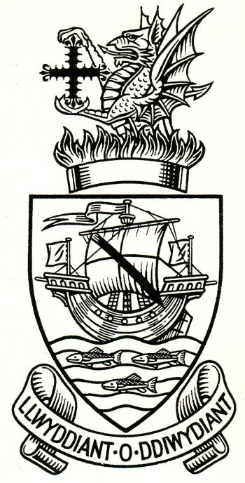 Arms (crest) of Connah's Quay