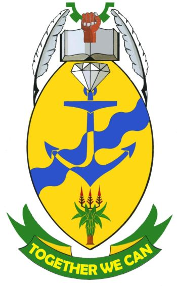 Arms (crest) of Thembelihle