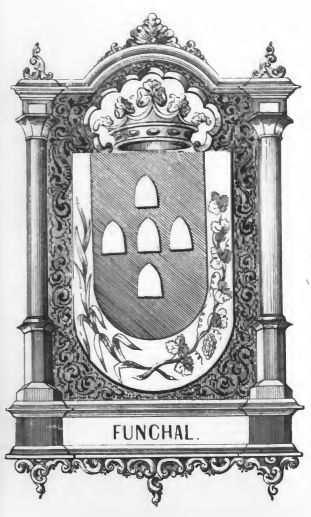 Arms of Funchal
