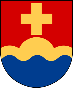 Arms (crest) of the Parish of Kättilstad (Linköping Diocese)