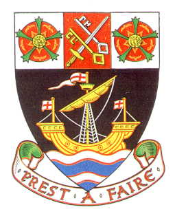 Arms (crest) of Fareham