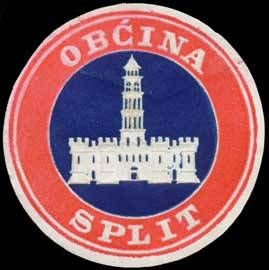 Seal of Split